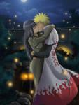 Commission: NaruHina - dreams come true