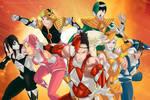 GoGo Power Ninja by Amenoosa