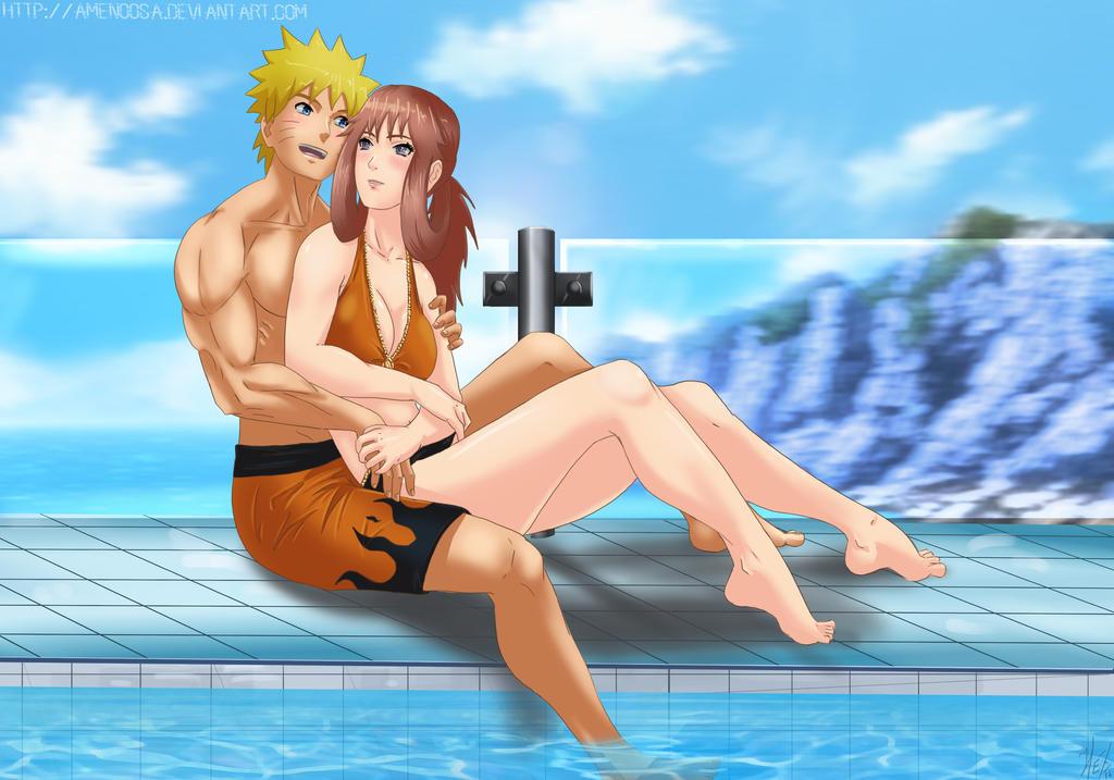 Commission: Naruto x Sara - trust me by Amenoosa on DeviantArt