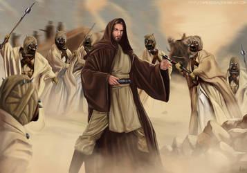 Obi-Wan Kenobi - Tatooine story by Amenoosa