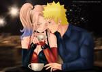 Commission: Naruto x Harley