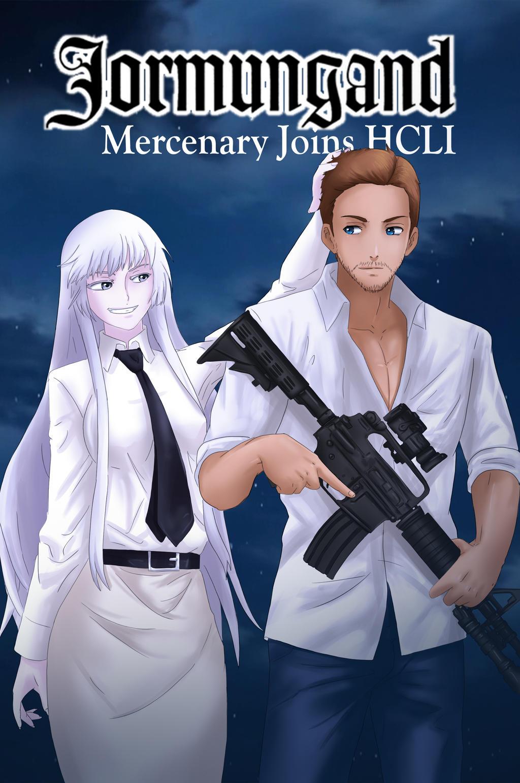 Commission: Mercenary Joins HCLI by Amenoosa