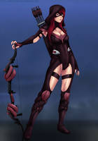 Commission: Archer by Amenoosa