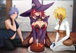 Commission: Happy birthday