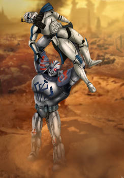 Commission: Durge's Fury