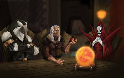 Commission: Meeting with Talzin