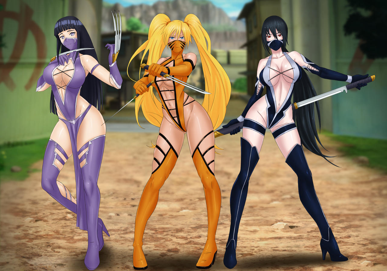 Commission: Konoha's guards