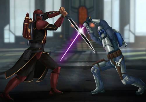 Commission: The Battle for Mandalore