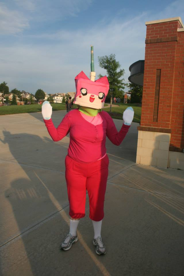 Unikitty Cosplay by PPG-Katelyn