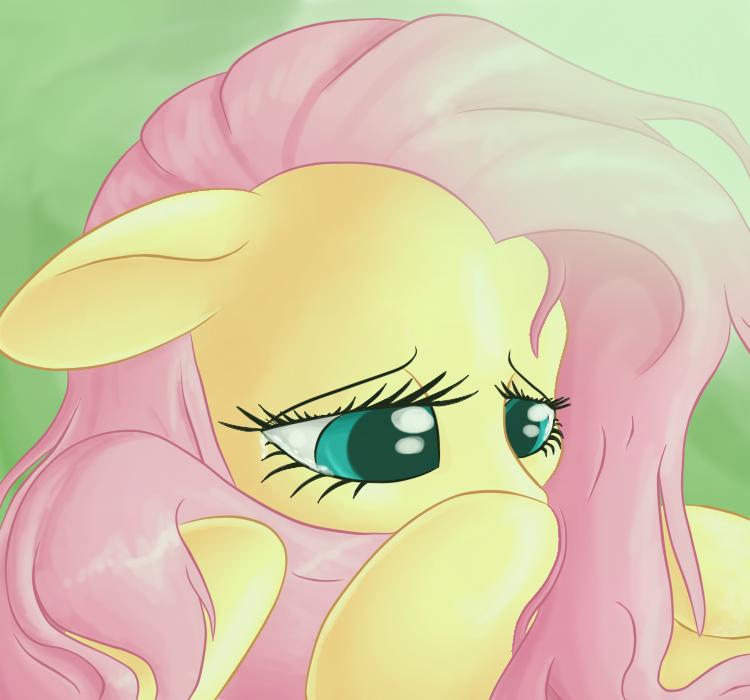 depressed fluttershy - photo #6