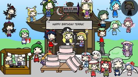 Terra's Birthday