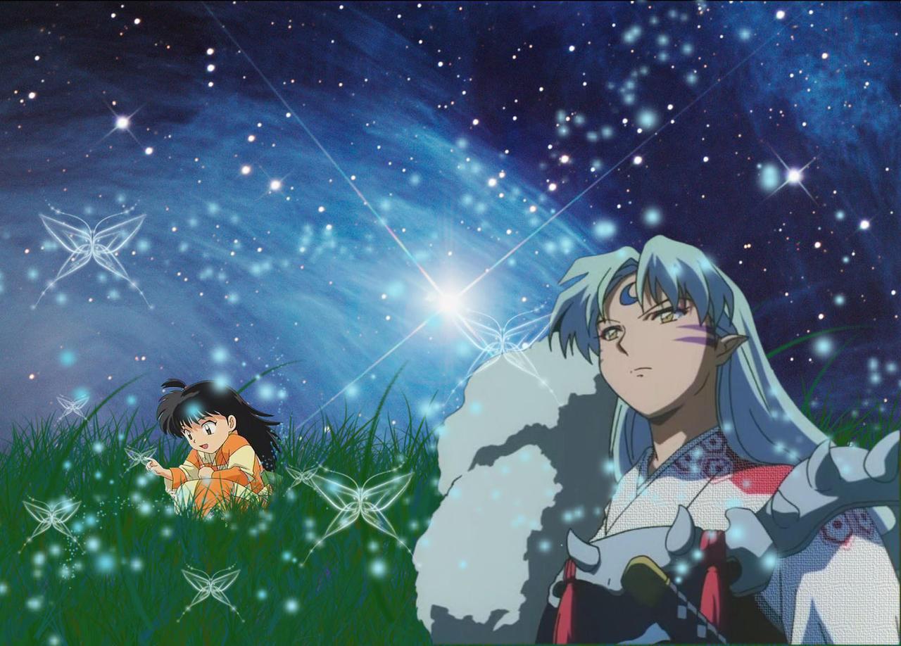 Image Result For Rin And Sesshomaru