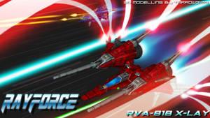 Rva 818 X-lay  RayForce
