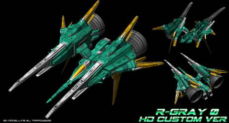 R-GRAY 0 HD Ver02 by Tarrow100