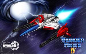 ThunderForce4 by Tarrow100