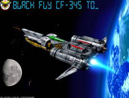 METALBLACK BlackFly by Tarrow100