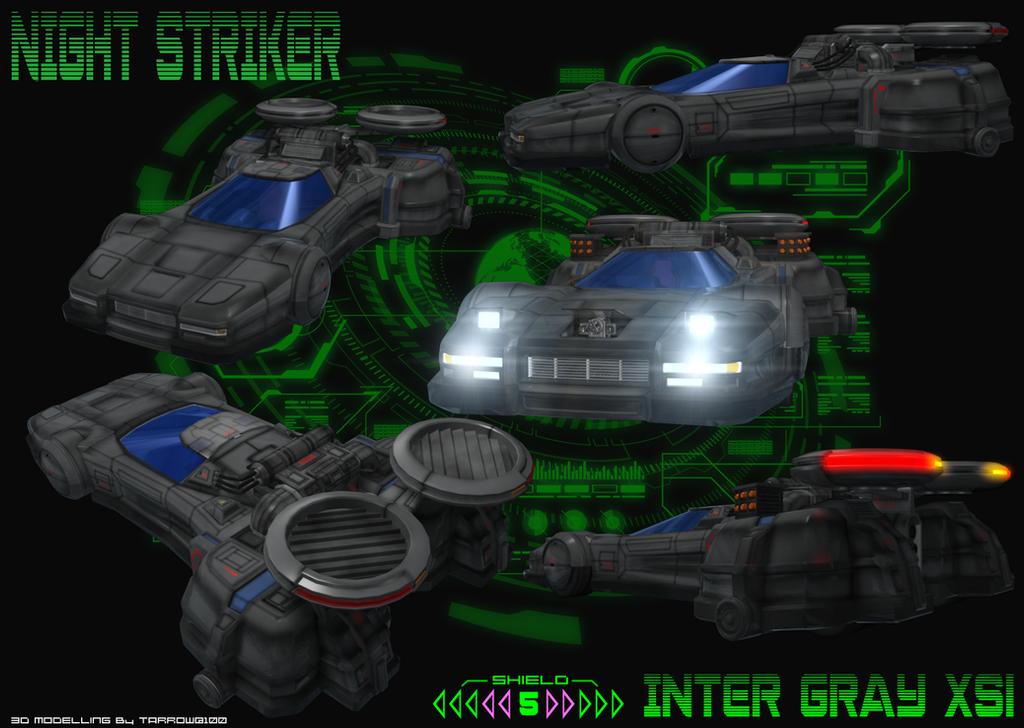 InterGray Xsi by Tarrow100