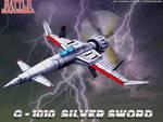 G-1010 SilverSword
