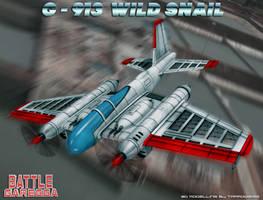 G-913 Wild Snail by Tarrow100