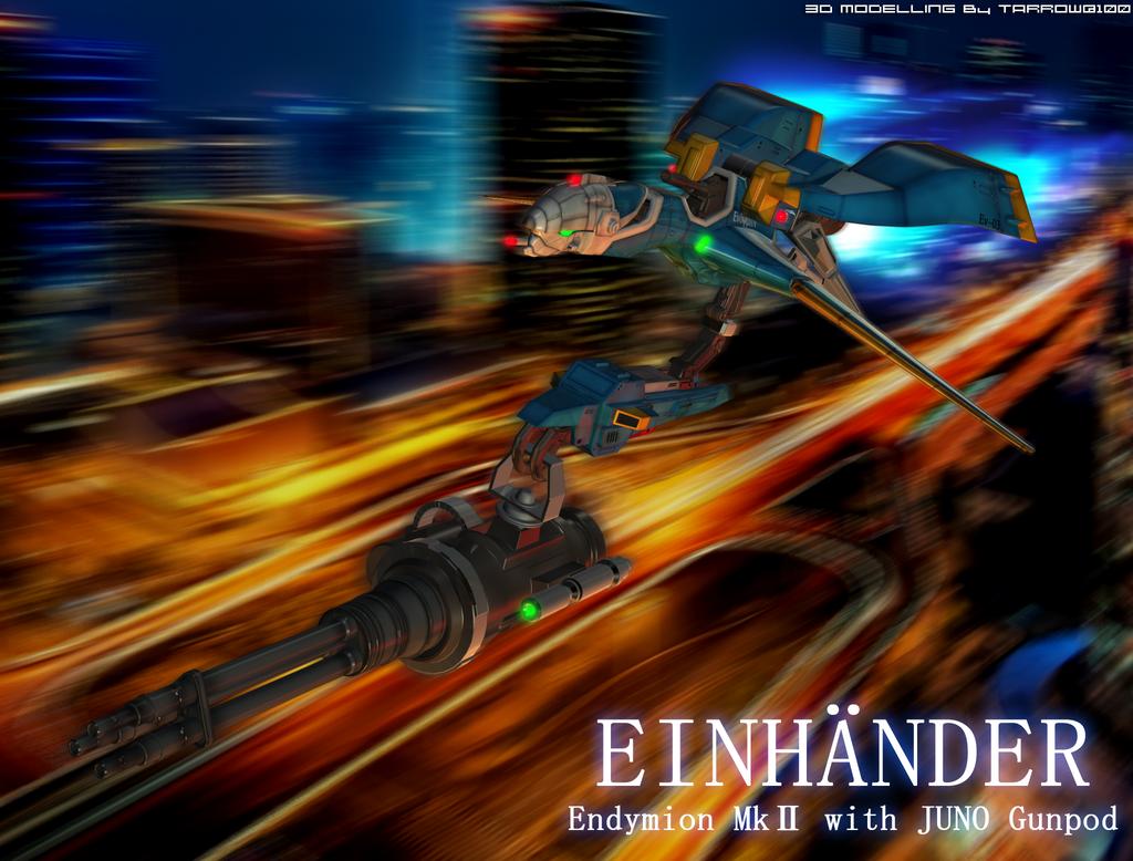 Endymion Mk2 by Tarrow100