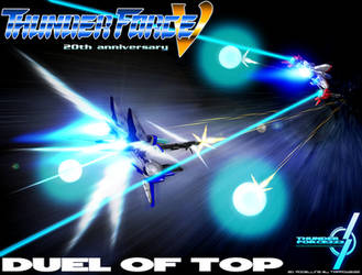 DUEL OF TOP by Tarrow100