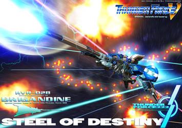 Rvr02b Brigandine Steel of Destiny by Tarrow100