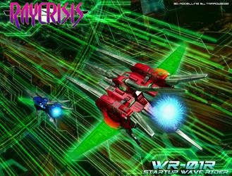 RayCrisis WR-01R by Tarrow100