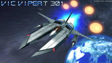 VicViperT301 by Tarrow100