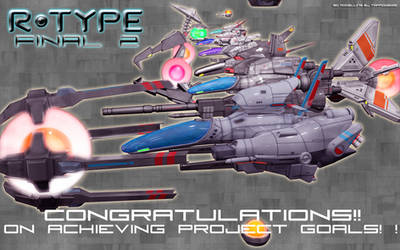 R-TYPE FINAL2  Congratulations!!