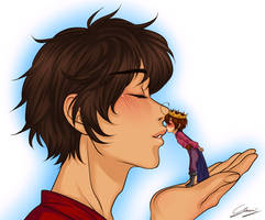 Spamano - Little Prince by x-Lilou-chan-x