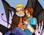 Demons!Gerita - Family