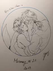 Mermay 2019 - 21 by x-Lilou-chan-x