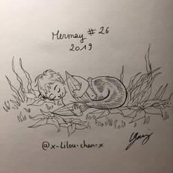 Mermay 2019 - 26 by x-Lilou-chan-x