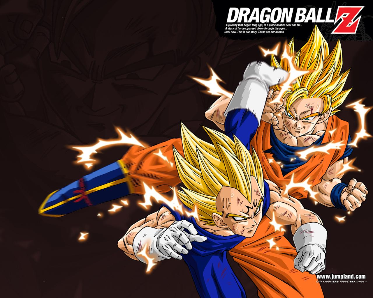 Vegeta Vs Goku Taringa