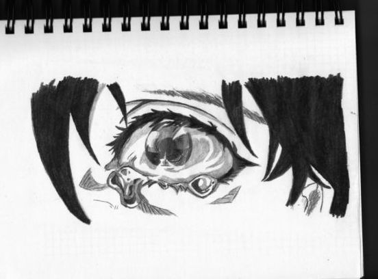 Eye by Gokusiek
