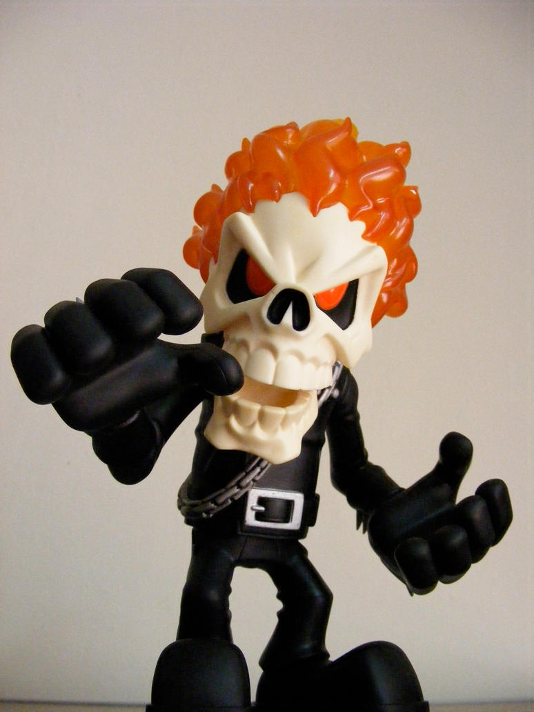 VCD Ghost Rider by nuo2x2