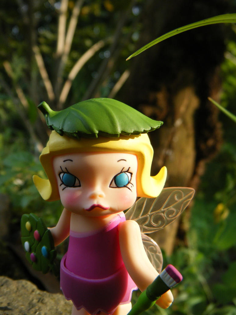 Little Fairy Molly by nuo2x2