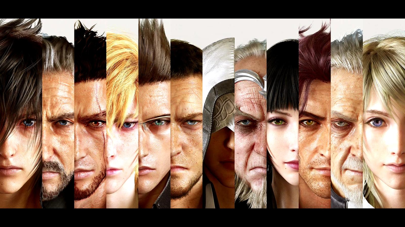Final Fantasy bo poskrbel za raznovrstnost likov.