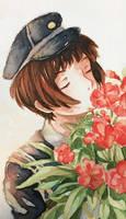 Fan art: Hirano Toushirou by Rain-Fullbuster