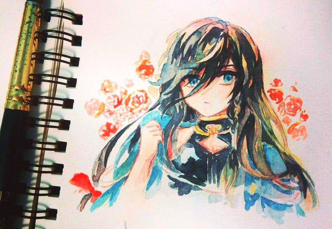 Fan art: Izuminokami Kanesada by Thamtuviet4869