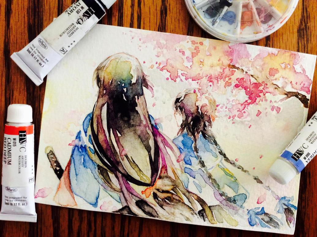 Izuminokami x saniwa by Thamtuviet4869