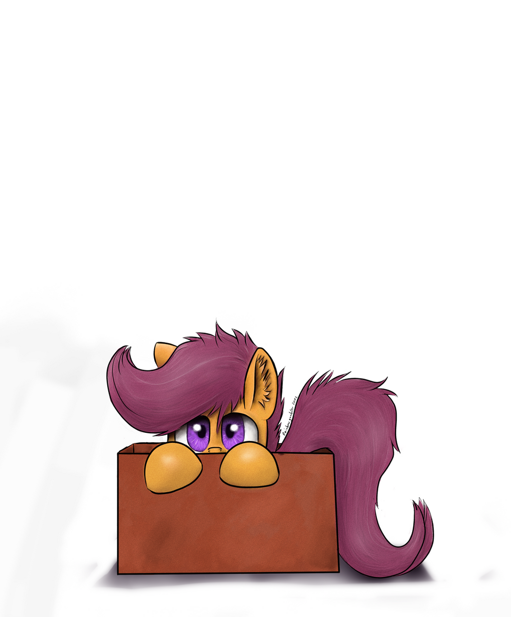 Scoot in a Box by RainbowGambler