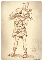 Khaleesi, madre de dragones