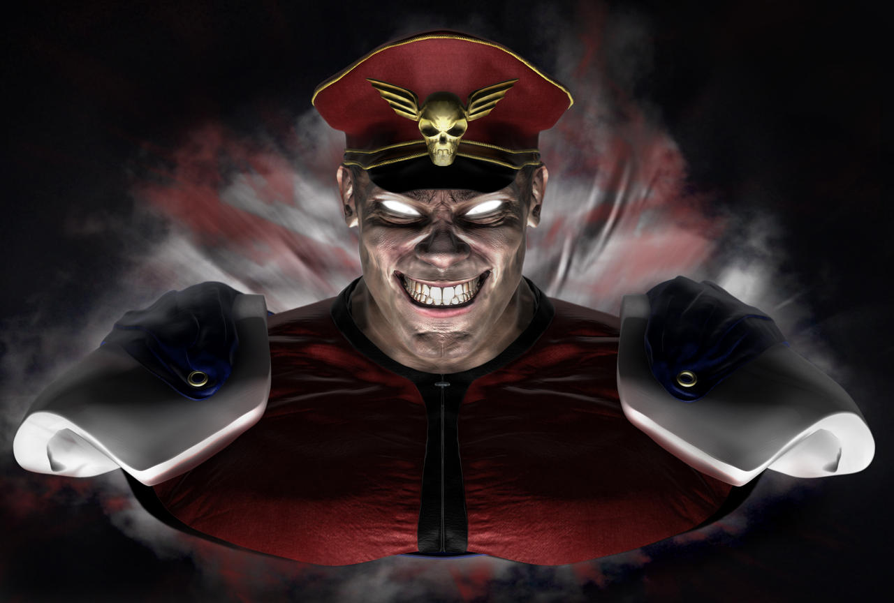 M Bison  Capcom Database  FANDOM powered by Wikia