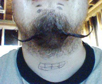 The Waxed-Mustache by Waxed-Mustache