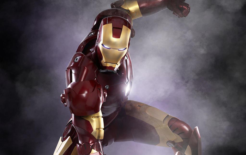 Vortex Cannon Iron Man
