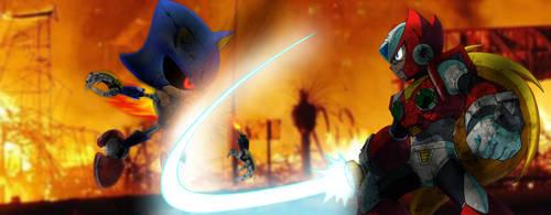 Random: Metal Sonic VS Zero