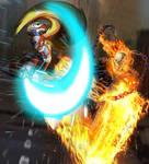 Random: Zero VS Ghost Rider