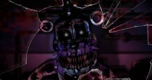 Edit: Nightmare Funtime Freddy