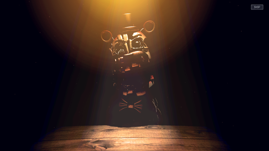 Molten Freddy | FNaF 6 Minecraft Skin